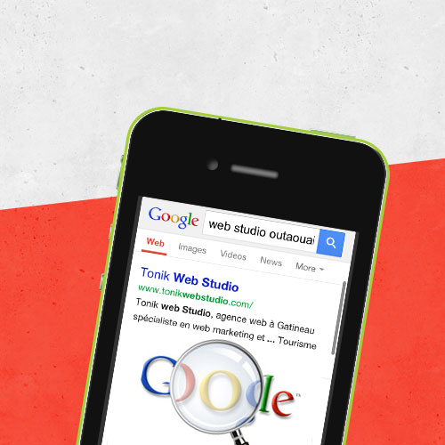 Recherches Google plus pertinentes