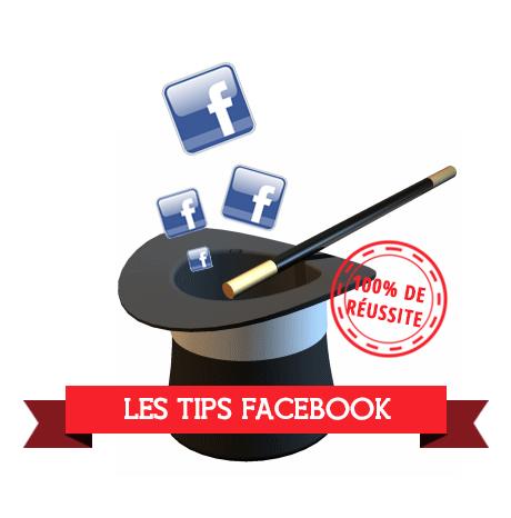 conseils et astuces pour facebook