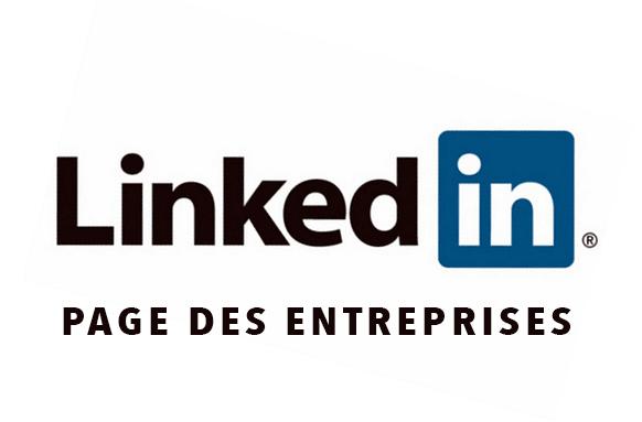Cr er une page linkedin d entreprise tonik web studio for Creer une entreprise de service aux entreprises