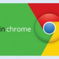 Plugins pour Chrome de google