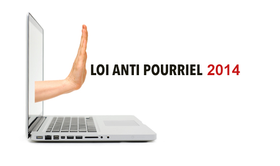 loi anti pourriel 2014